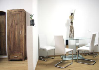 Apartment: Traditionell und modern